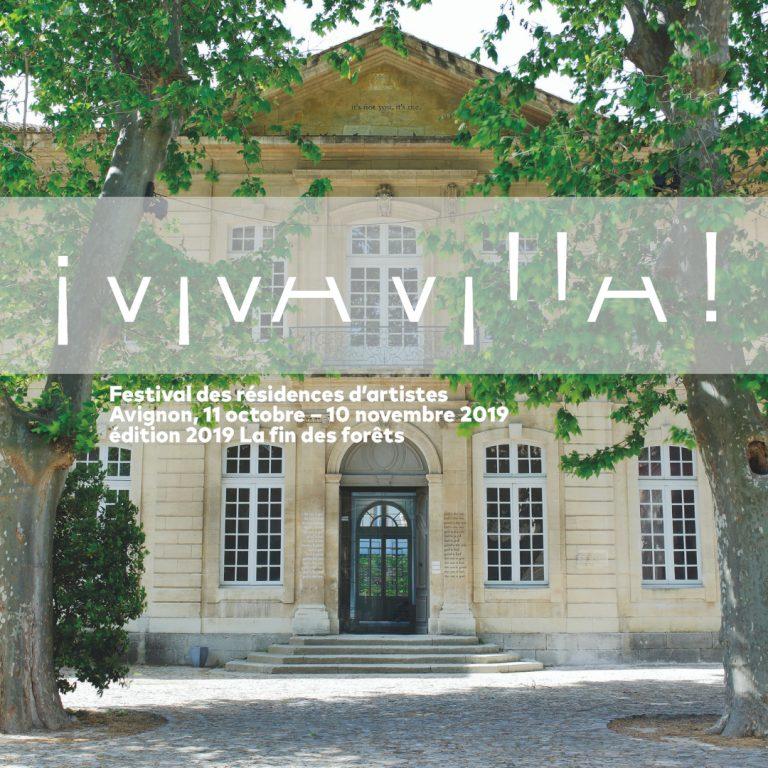 ¡ Viva Villa ! Premier festival des Résidences d'Artiste