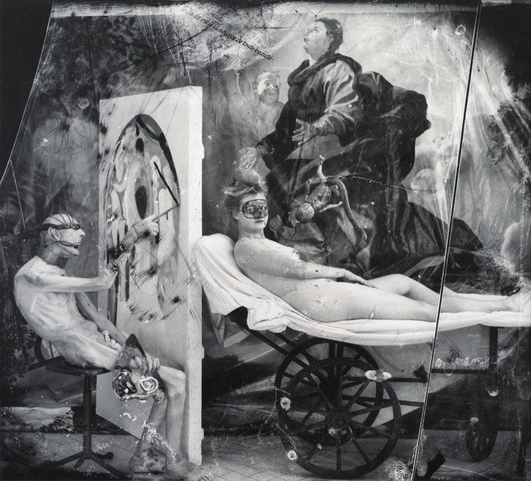 Joel-Peter Witkin - Mythologies of Gods and Humans