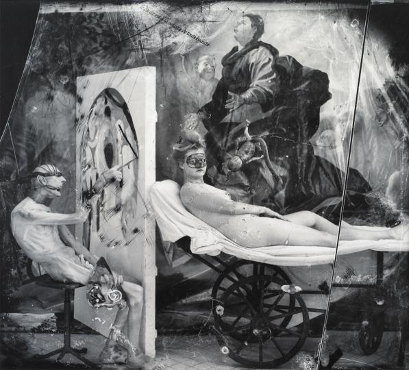 Joel-Peter Witkin – Mythologies des Dieux et des Hommes