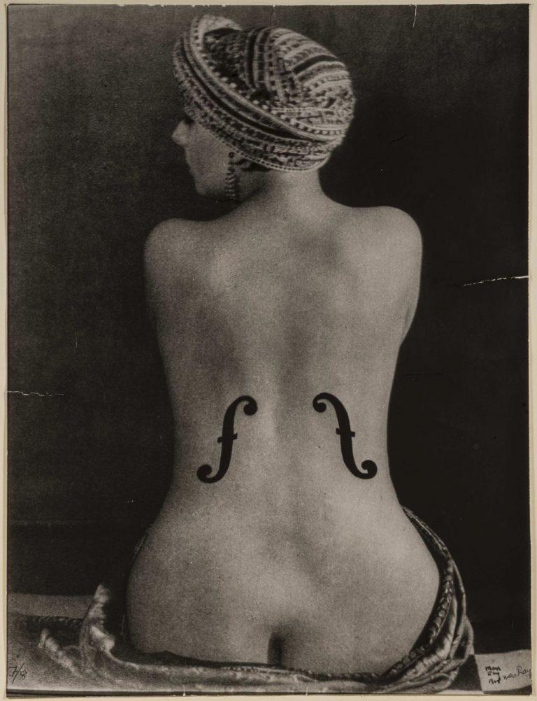 WO | Man Ray. La séduction de la photographie