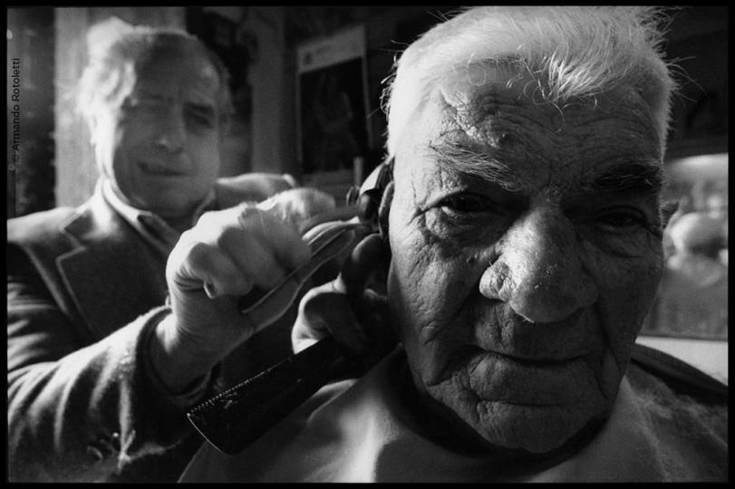 Armando Rotoletti : Barbiers de Sicile