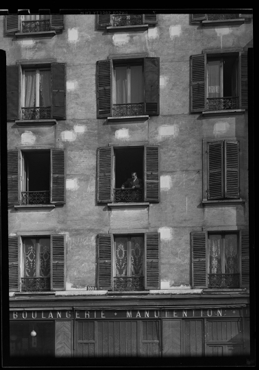 Paris, 1948 © Todd Webb – Courtesy The Todd Webb Archive