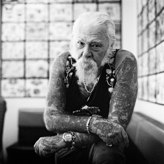 Figures of Freedom – Portraits and Tattooing
