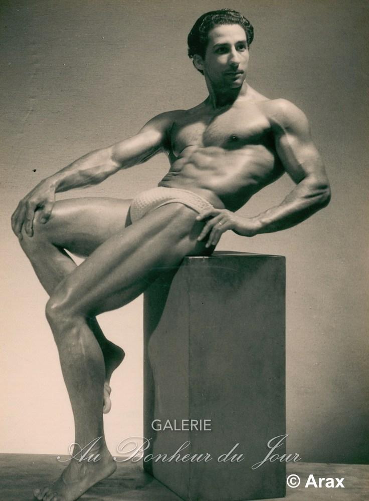 Muscles : Vintage Physique Photography – Male Physique
