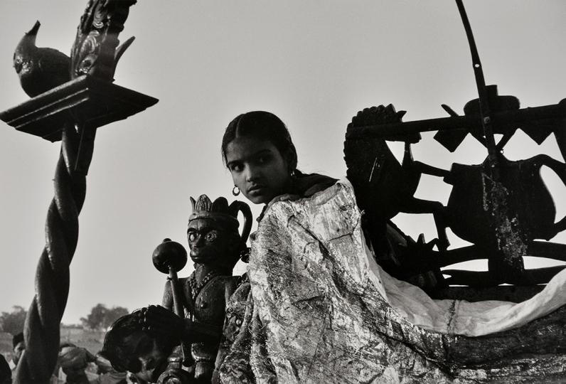 Denis Brihat : India, 1955 – l'Atelier L'Oeil Vert