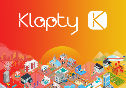 KLAPTY, the Swiss start-up, is about to bring a revolution to the world of 360 degree virtual visits