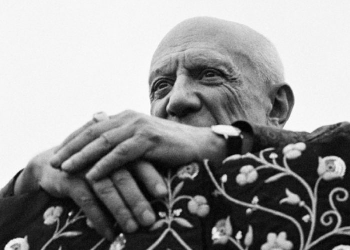 Lucien Clergue - Picasso, mon ami