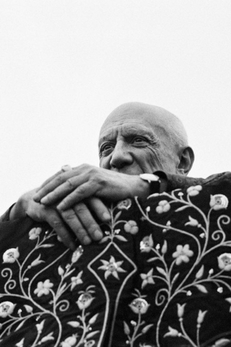 Lucien Clergue - Picasso, my friend