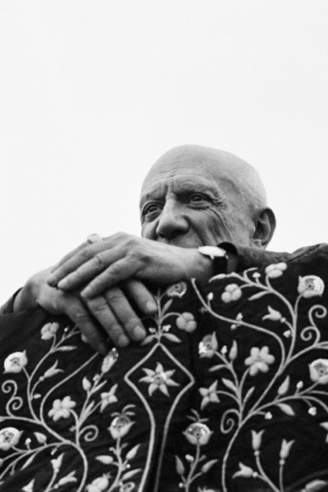 Lucien Clergue – Picasso, my friend