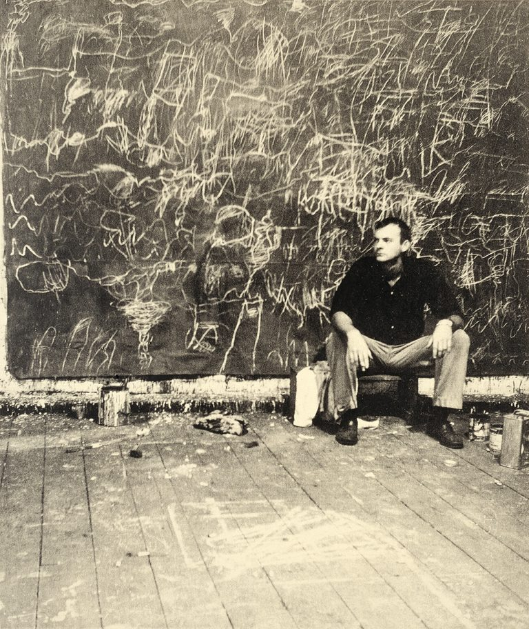 Cy Twombly : Homes & Studios