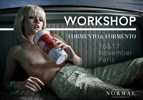 Masterclass et workshop with Formento + Formento at Normal Academy