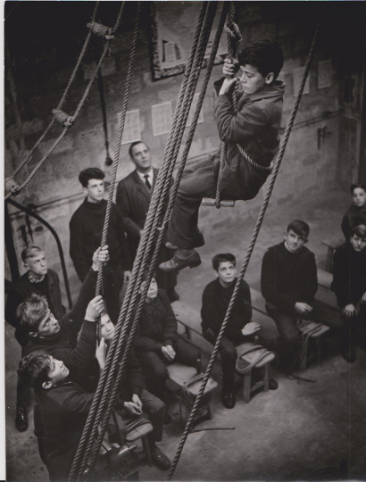 Lucien Chauffard, beautiful light in the shadow of Robert Doisneau