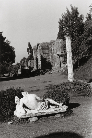 Roma © Bernard Plossu – Courtesy Filigranes Éditions