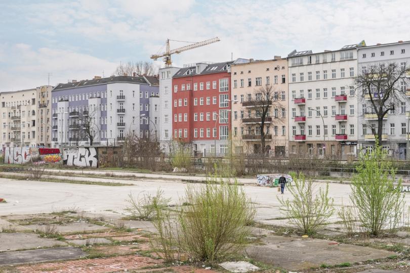 Célia Uhalde – Une ville en changement constant