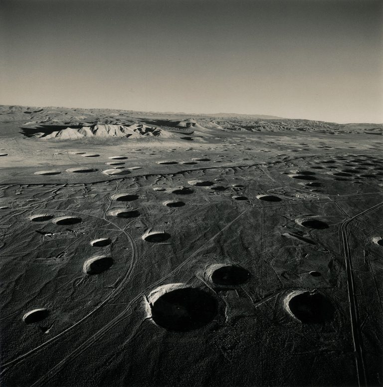 Emmet Gowin : The Nevada Test Site