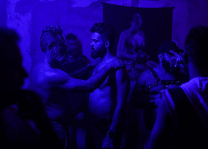 Jonathan Alpeyrie : Photographier le monde souterrain Gay de Sao Paulo