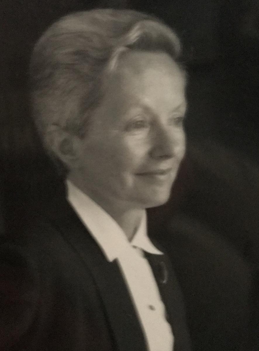 Décès d'Evelyne Z. Daitz