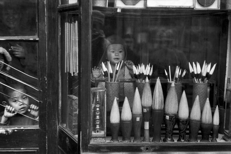 Henri Cartier-Bresson : Chine 1948-1949 I 1958