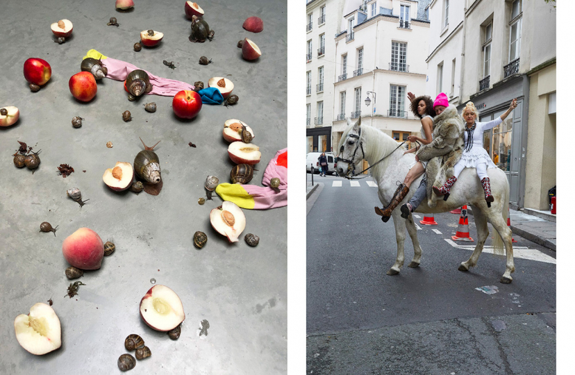 Paris Photo 2019 : Juergen Teller / Suzanne Tarasieve Gallery