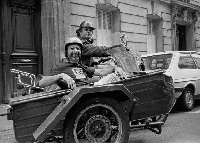 Jean-Pierre Laffont, Hugues Vassal : Stars et vedettes de Paris à New-York