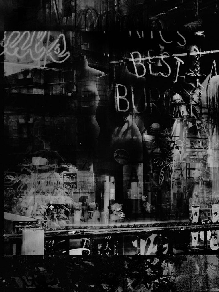 Valérie Belin : Reflection