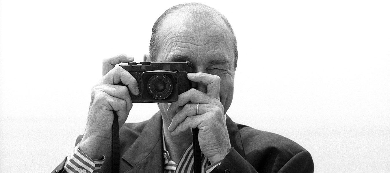 Éric Lefeuvre : Jacques Chirac