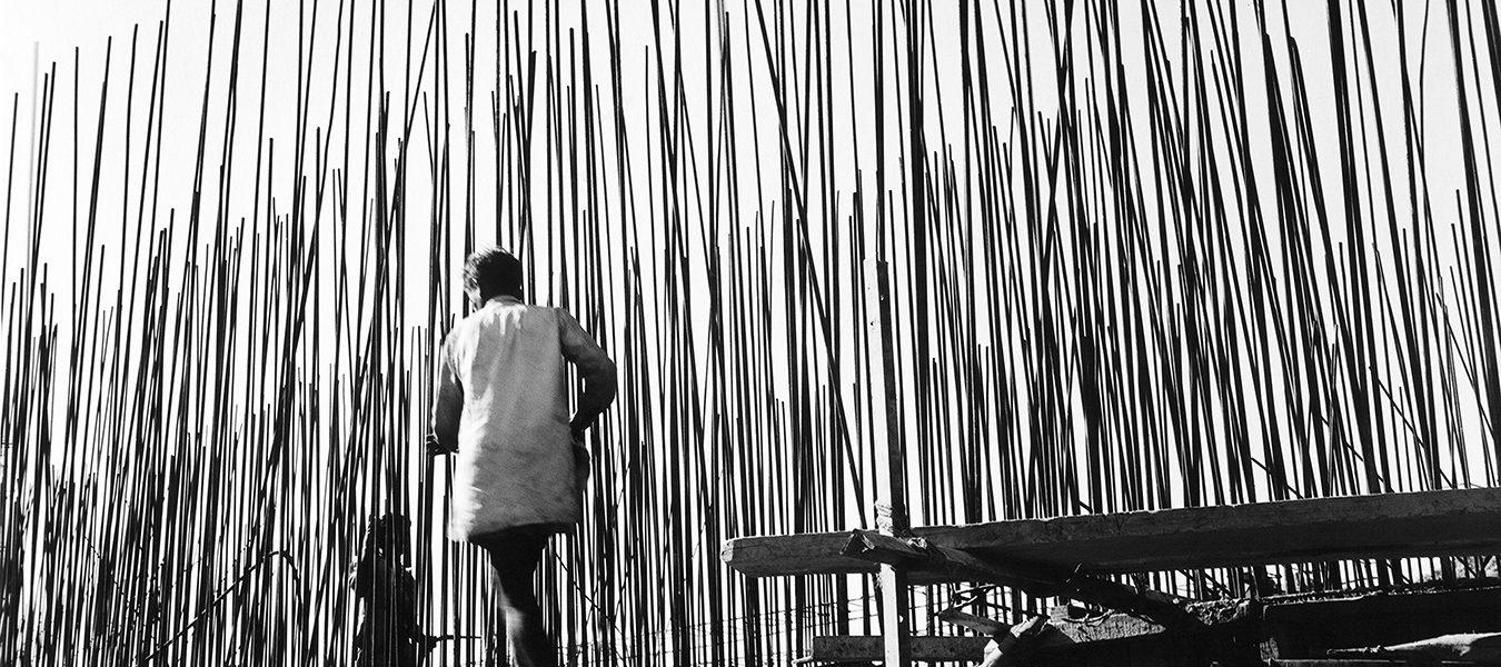 Lucien Hervé : Géométries sous la lumière