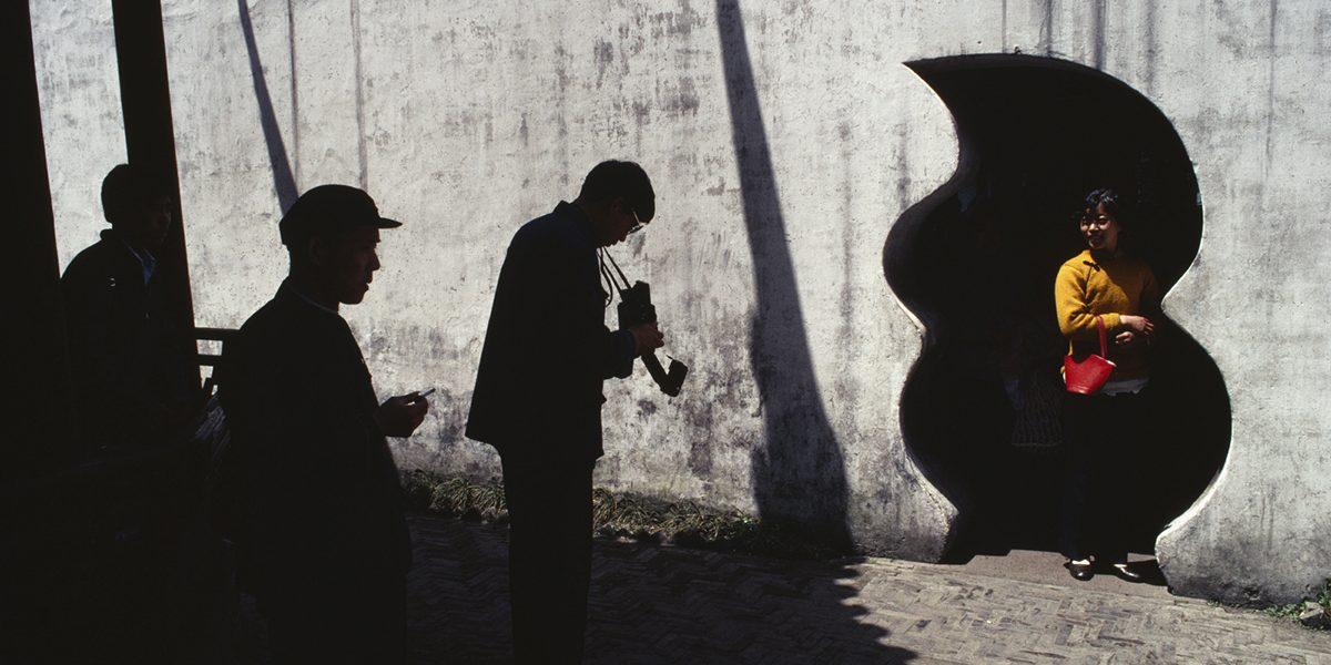 Bruno Barbey : Color of China / Couleur de la Chine