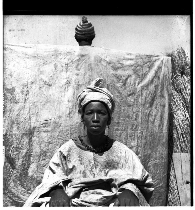 Oumar Ly : Portraits de brousse et de studio - Podor 1963/1978