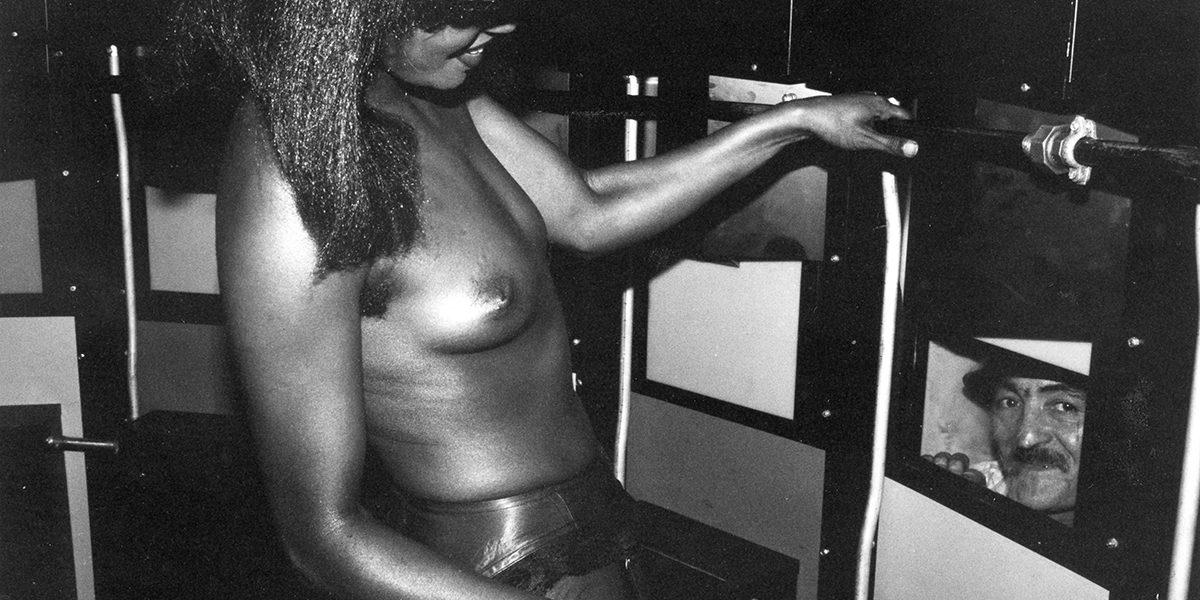 Vivienne Maricevic : Times Square 1980's – Sex, Porn & Burlesk