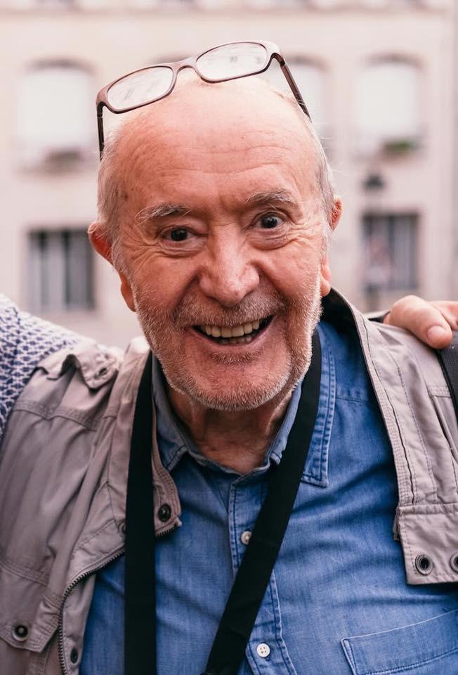 Humanist photographer Jean-Louis Swiners has died