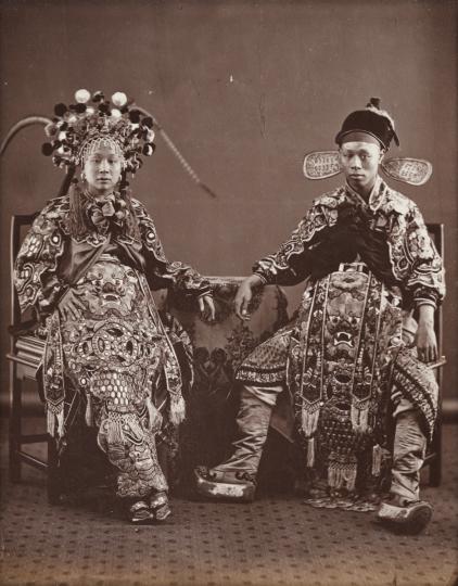 Lai Fong (1839–1890) : Photographer of China
