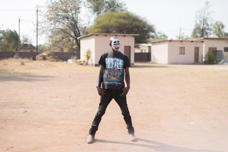 Frank Trimbos : Metalheads du Botswana