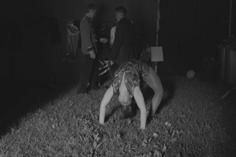 Mascha Joustra : Cirque - Dans les coulisses