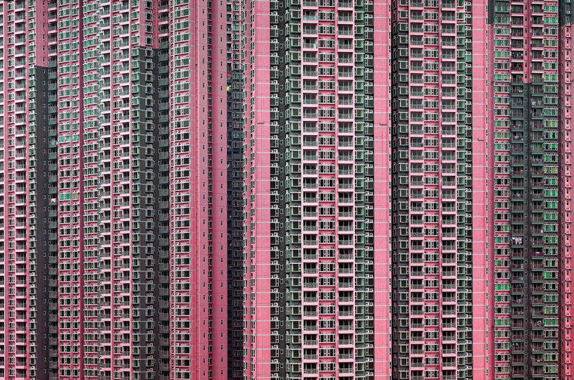 Michael Wolf : Life in Cities