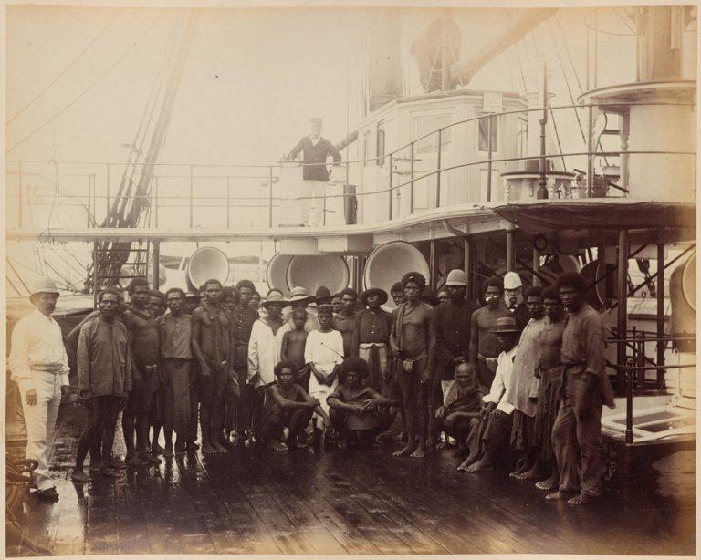 Ewbank's Auctions : Papouasie-Nouvelle-Guinée 1884