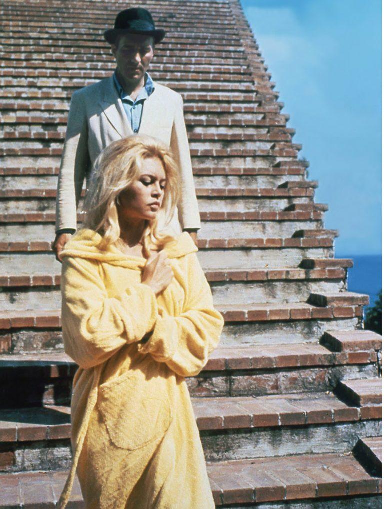 Bardot in Capri