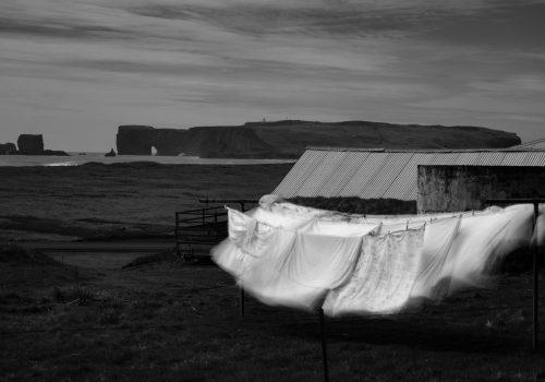 Marc Pollini : Islande, Black island