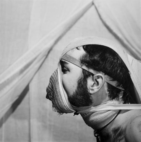 Robert Mapplethorpe | Two Men Dancing (1984) | Artsy