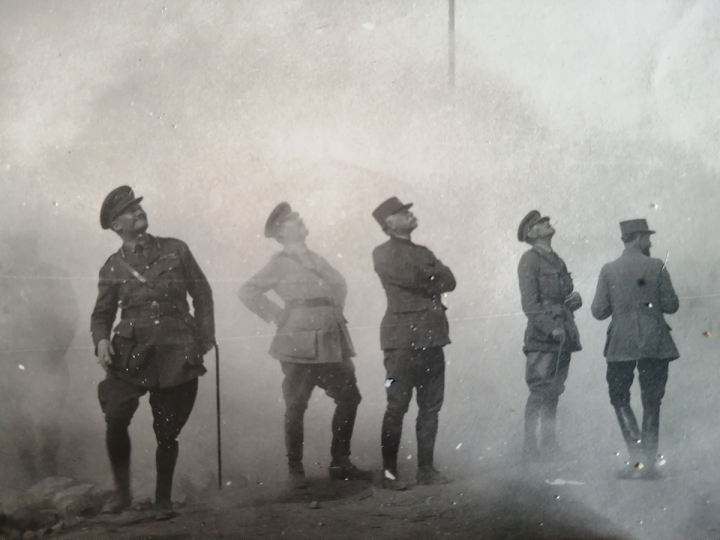 De la Tripolitaine à Salonique, la guerre dans l'œil de Gaston Chérau (1911-1916)