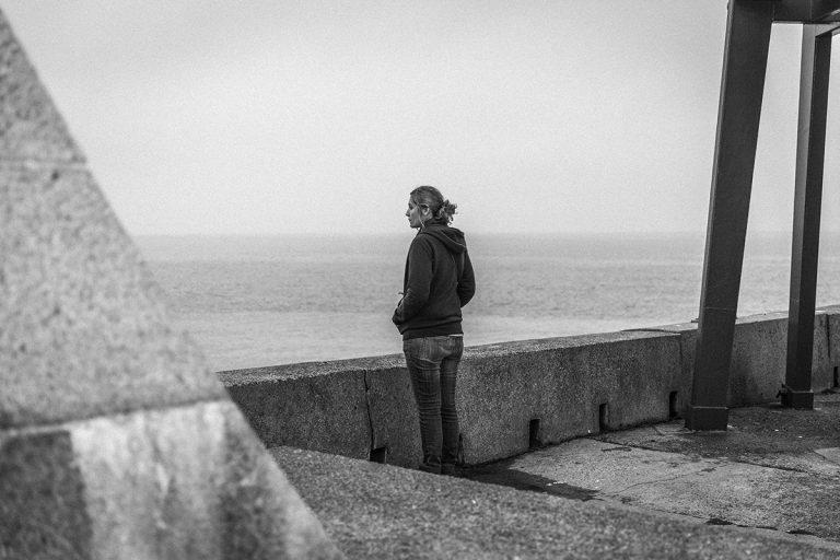 Bruno Beucher : Men, their Women and the Sea