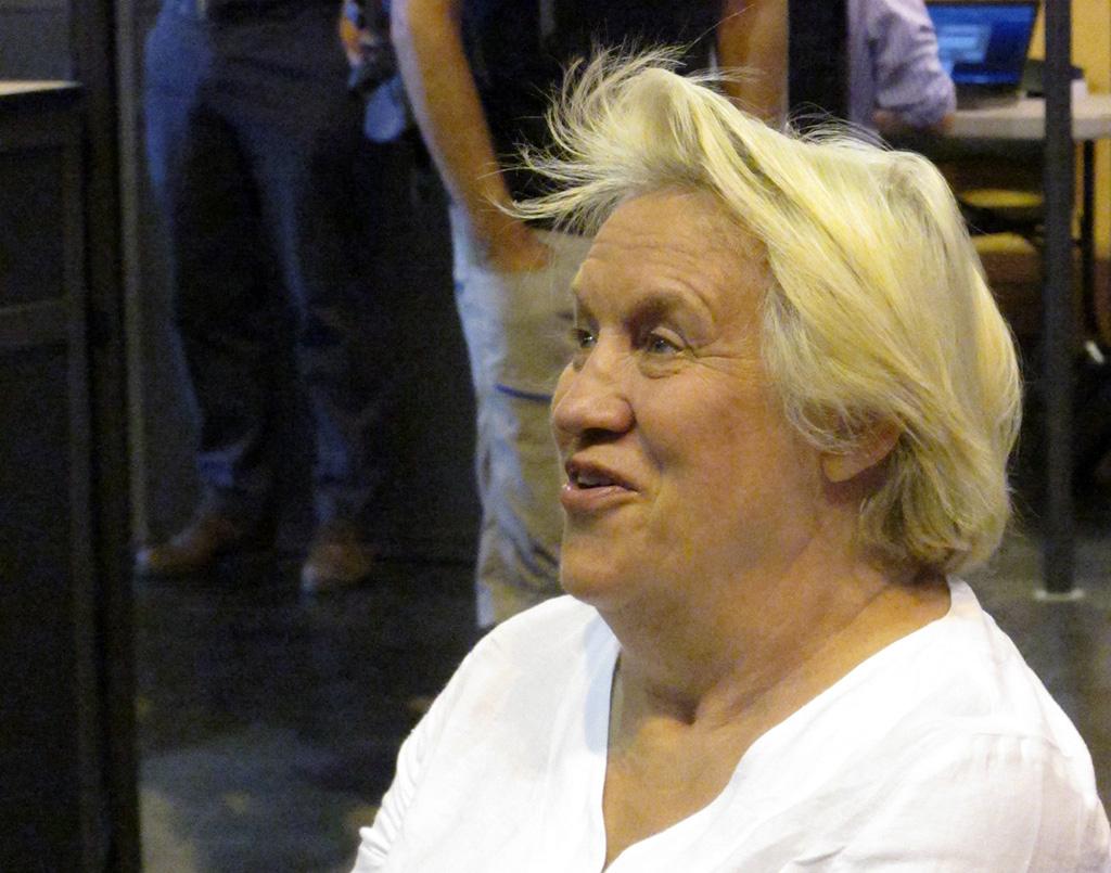 Brigitte Huard, ancienne directrice photo est décédée