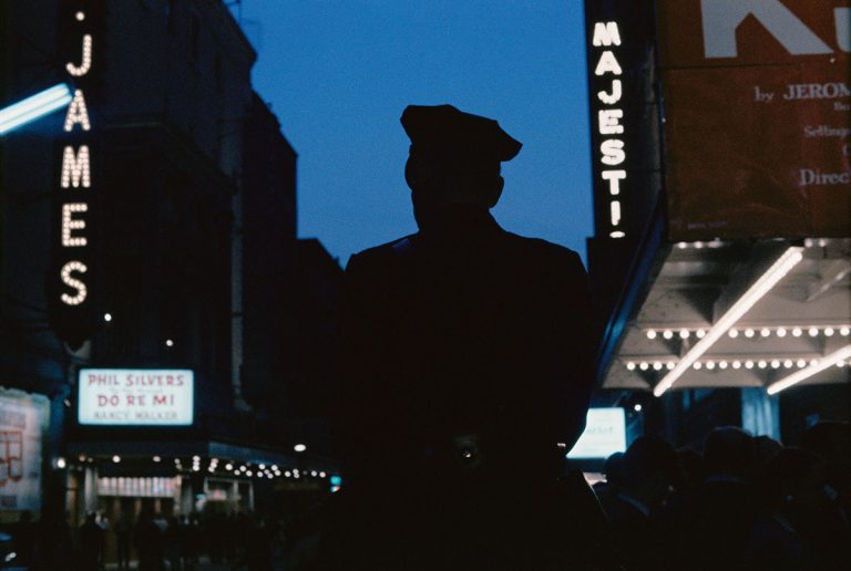 Gordon Parks : The Atmosphere of Crime, 1957