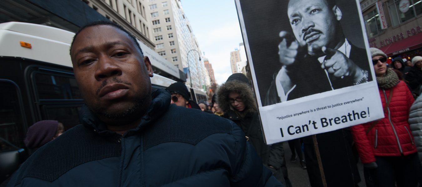 Burroughs Lamar : Eric Garner and George Floyd similar deaths