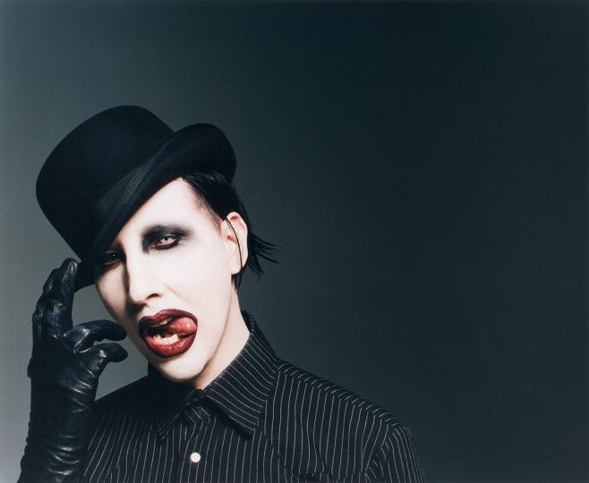 Perou : Marilyn Manson