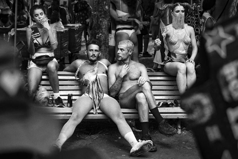 Arles 2020 : Etienne Racine : Sursaut