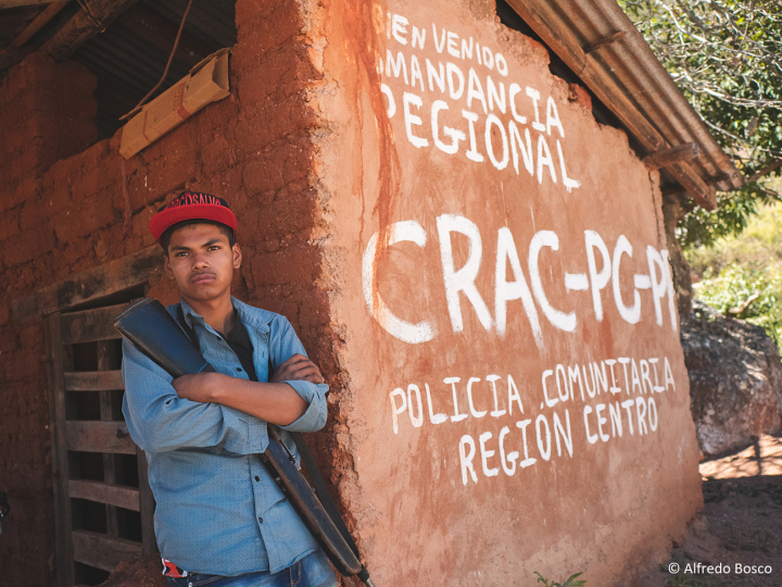 Alfredo Bosco : The ICRC Humanitarian Visa d'Or Award 2020