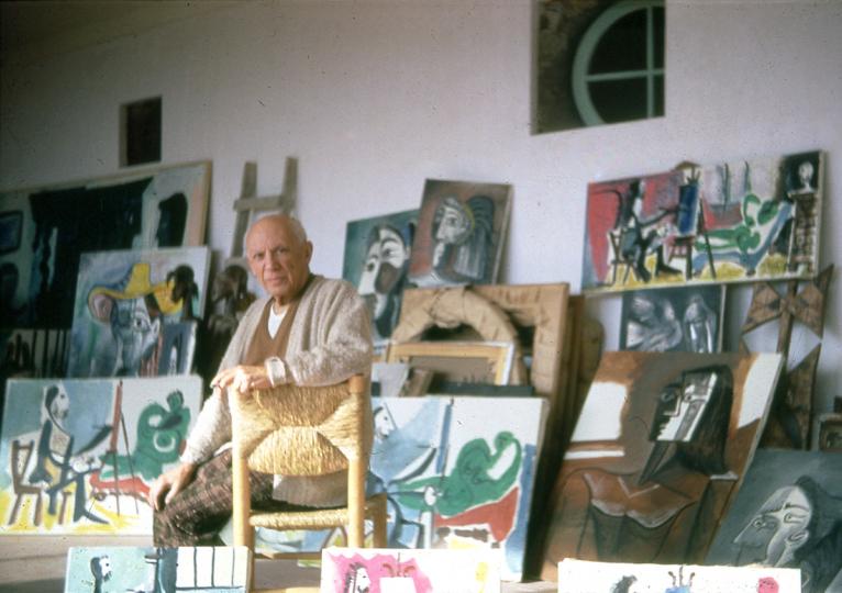 Museo Picasso Málaga: Picasso Vu par Otero