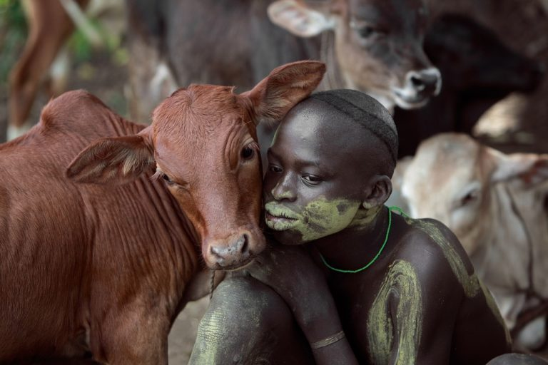 Phot'Aubrac : Hans Silvester : African Pastoral