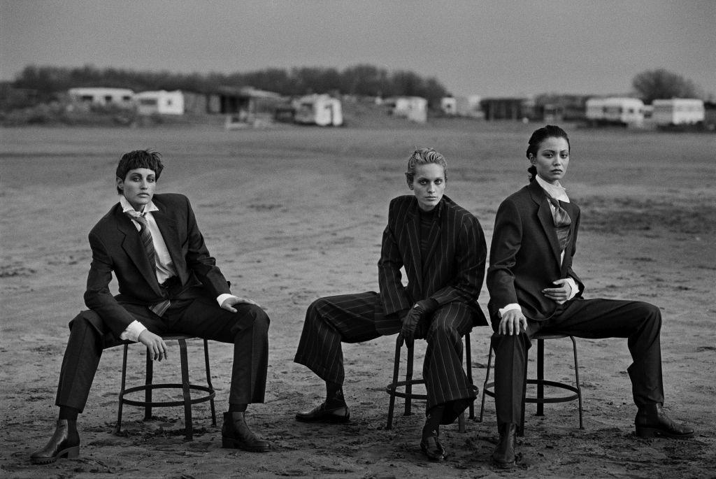 Armani/Silos : Peter Lindbergh : Heimat. A Sense of Belonging